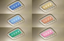 Hệ thống đèn LED đa dạng